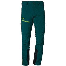 Schöffel Rognon Softshell Pants Men sea moss
